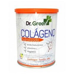 Colágeno Hidrolizado con Magnesio Dr Green 300 gr