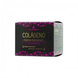 Crema Facial de Noche con Colágeno Marino Hidrolizado Ecobeauty 60ml